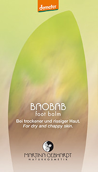 BAOBAB Balsam do stóp 2 ml
