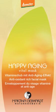 HAPPY AGING Maseczka rewitalizująca do cery dojrzałej 5 ml