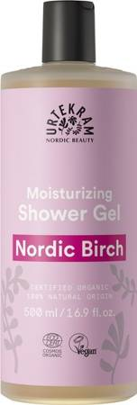 Nawilżający żel pod prysznic Nordycka brzoza 500 ml