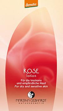 ROSE Emulsja pielęgnacyjna do cery suchej i delikatnej 2 ml