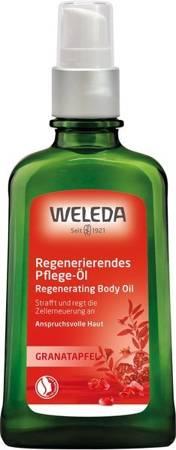Regenerujący olejek do ciała z granatem