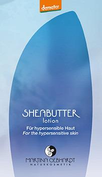SHEABUTTER Emulsja pielęgnacyjna do cery wrażliwej i alergicznej 2 ml