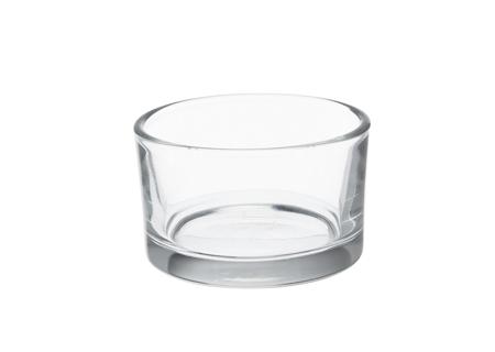 Szklany pojemnik na podgrzewacze ⌀45 mm (1 szt)